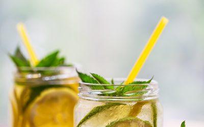 Dietetyczna lemoniada – idealna na upały