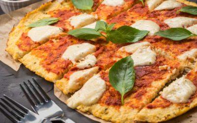 Pizza na zdrowym spodzie. Alternatywy dla ciasta drożdżowego