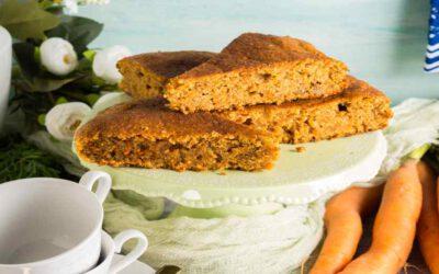 Ciasto marchewkowe idealne w wersji fit