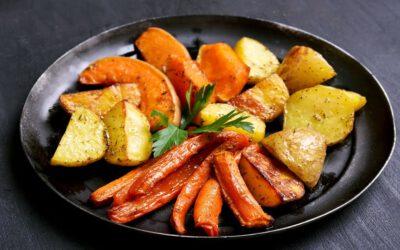 Frytki z piekarnika – z czego zrobić zdrowe warzywne przekąski?
