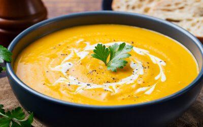Przepis na zupę z dyni. Prosty sposób na krem dyniowy, czyli talerz pełen słońca